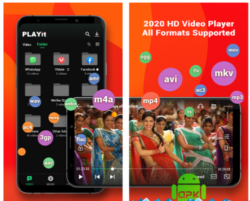 Playit App – HD Video Player Download For Android