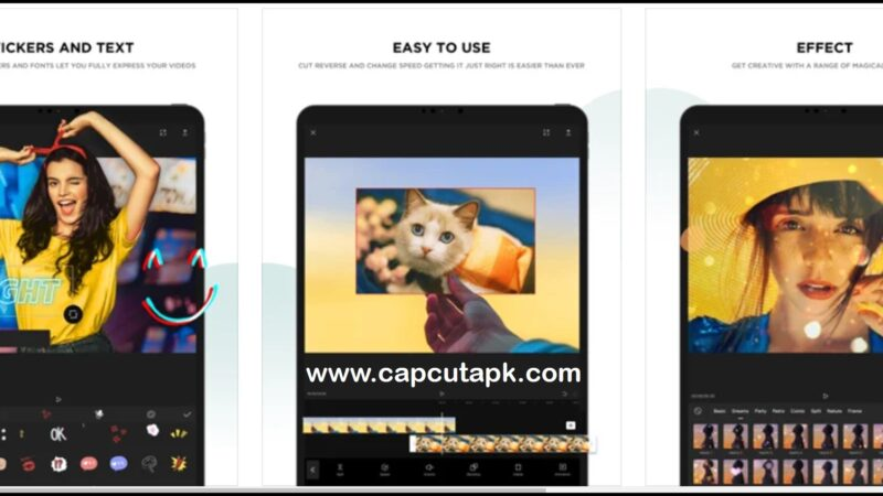 CapCut APK video editor download | Capture the moment and Cut